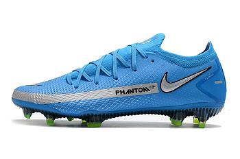 Бутсы Nike Phantom GT Elite FG blue