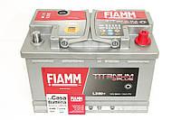 Аккумулятор автомобильный Fiamm Titanium 80Ач 730А
