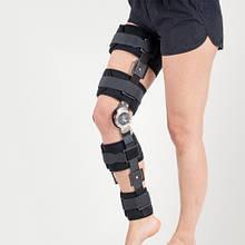 Ортез коленного сустава с регулируемыми шарнирными механизмами - Ersamed SL-09
