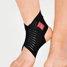 Бандаж эластичный на голеностопный сустав типа «Восьмерка» - Ersamed REF-400