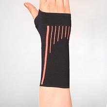 Бандаж эластичный трикотажный для фиксации лучезапястного сустава - Ersamed ELS-04