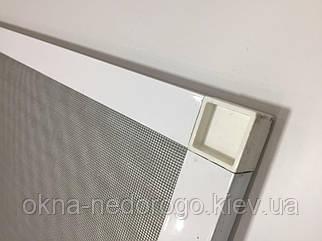 Москитная сетка на пластиковые двери