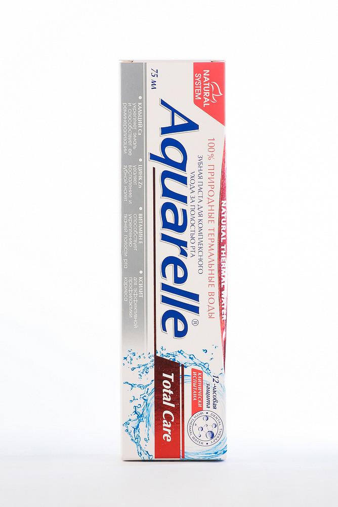Aquarelle Зубна паста Total Care