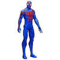 Синий Человек-паук 2099 (Spider-man 2099) высотой 29 см. Оригинал Hasbro