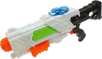 Пістолет водян.з насосом,49х21х6см,2кольор. №9955(24)(48) КІ