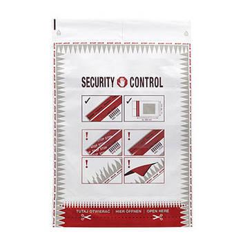 Сейф-пакет поліетиленовий з додактковими ступенями захисту, фото 2