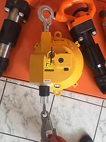 Трос-балансир тросовой для пневмоинструментов весом от 15 кг до 22 кг, длина троса 4,8 м.  Air Pro SB220K