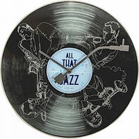 """Часы настенные Next Time """"All the Jazz"""" Ø43 см"""