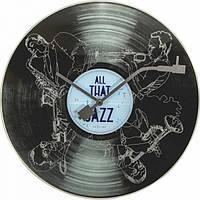 """Годинники настінні Next Time """"All the Jazz"""" Ø43 см"""