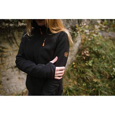 Кофта женская Turbat Summit Wmn M Black, фото 2