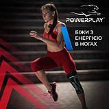Наколінники спортивні PowerPlay 4099 Черні L-XL пара SKL24-277277, фото 3