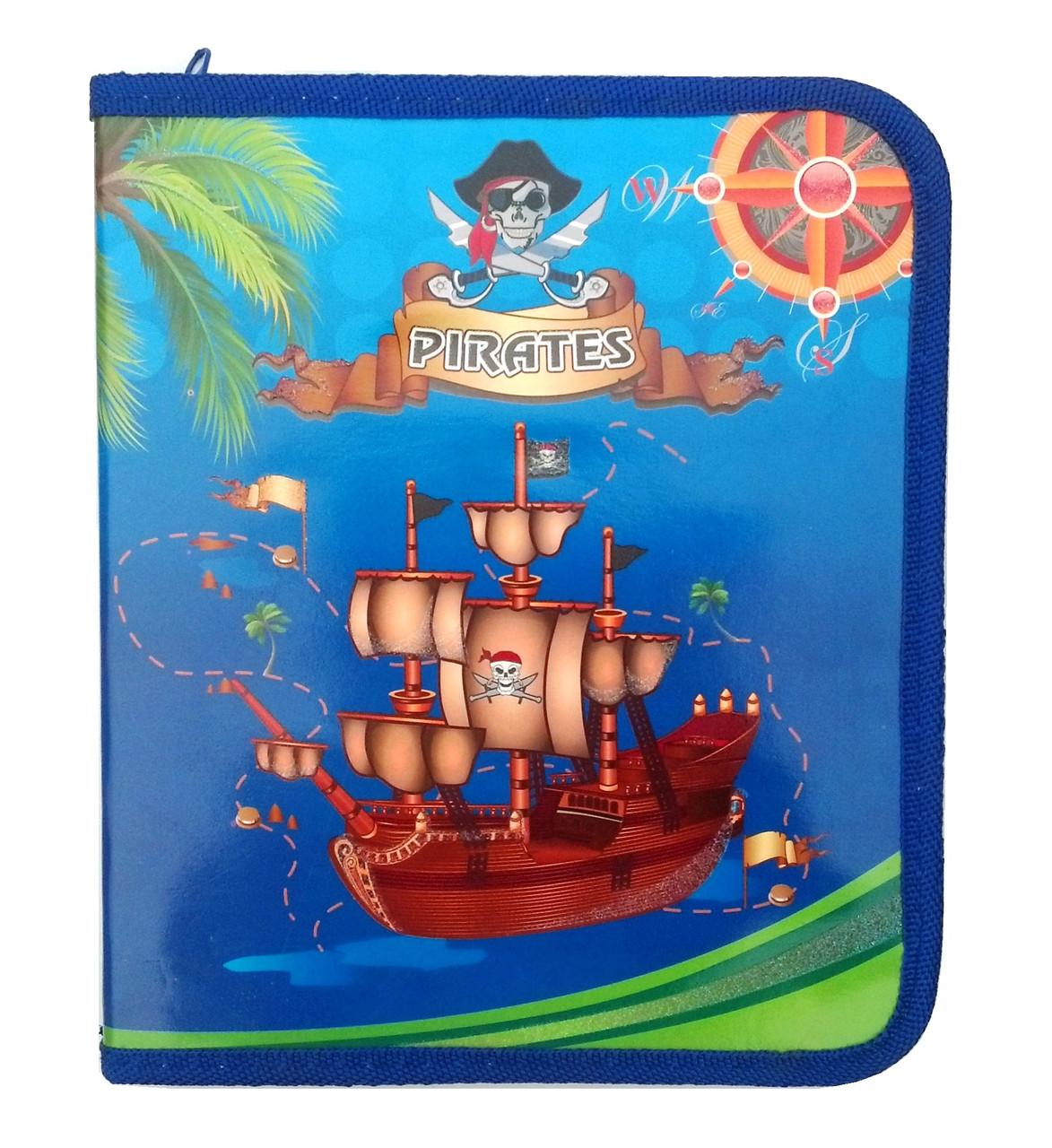 Папка для тетрадей 7866 Пираты, фото 1