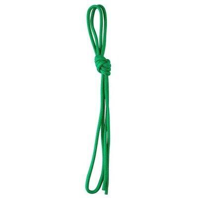 Скакалка World Sport гимнастическая зеленая хлопок и полиэстер SKL11-281671