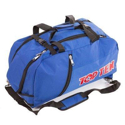 Сумка-рюкзак спортивная Top10 синий 582729 см SKL11-281742