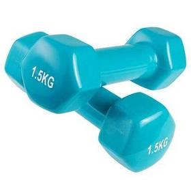 Гантели для фитнеса World Sport 1.5кг х 2 шт бирюзовые SKL11-291756