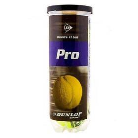 Мяч теннисный Dunlop Pro 3шт SKL11-291796