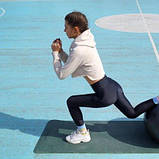 Мяч для фітнесу і гімнастики Power System 85cm Black SKL24-292012, фото 5