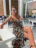 Сарафан женский летний свободного кроя, фото 2