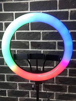 Кольцевая LED лампа RGB MJ-36