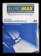 $Бумага копировальная синяя А4 100 л