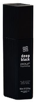 Deep Black чоловіча туалетна вода Тестер