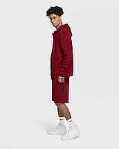 Шорти Jordan Jumpman Air men's Fleece Shorts CK6707-687 Красний, фото 3