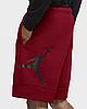 Шорти Jordan Jumpman Air men's Fleece Shorts CK6707-687 Красний, фото 5
