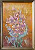 Орхидеи картины (батик, шелк)