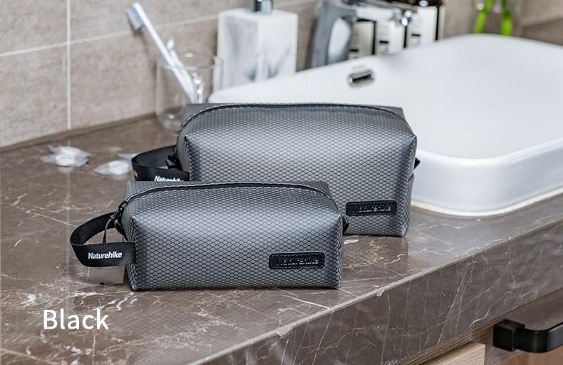 Несессер Naturehike Toiletry bag Q-9A TPU L 2.6 л (NH)