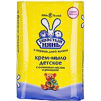 /Креммыло с ромашкой Ушастый нянь 90 гр