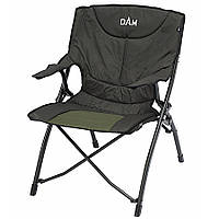 Кресло карповое DAM Foldable Chair DLX Steel
