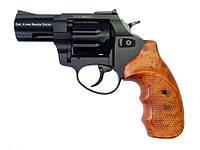 """Револьвер флобера Stalker 2.5"""" (чорний / пластик під дерево)"""