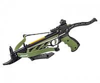 Арбалет-пистолет Man Kung MK/TCS1-G Aligator Рекурсивный, фото 1