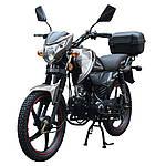 Мотоцикл Spark SP125C-2СF собраный с доставкой!