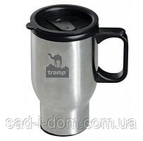 Автокружка Tramp TRC-004 450 мл Steel