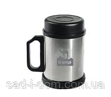 Термокружка Tramp TRC-006 300 мл з кришкою Steel