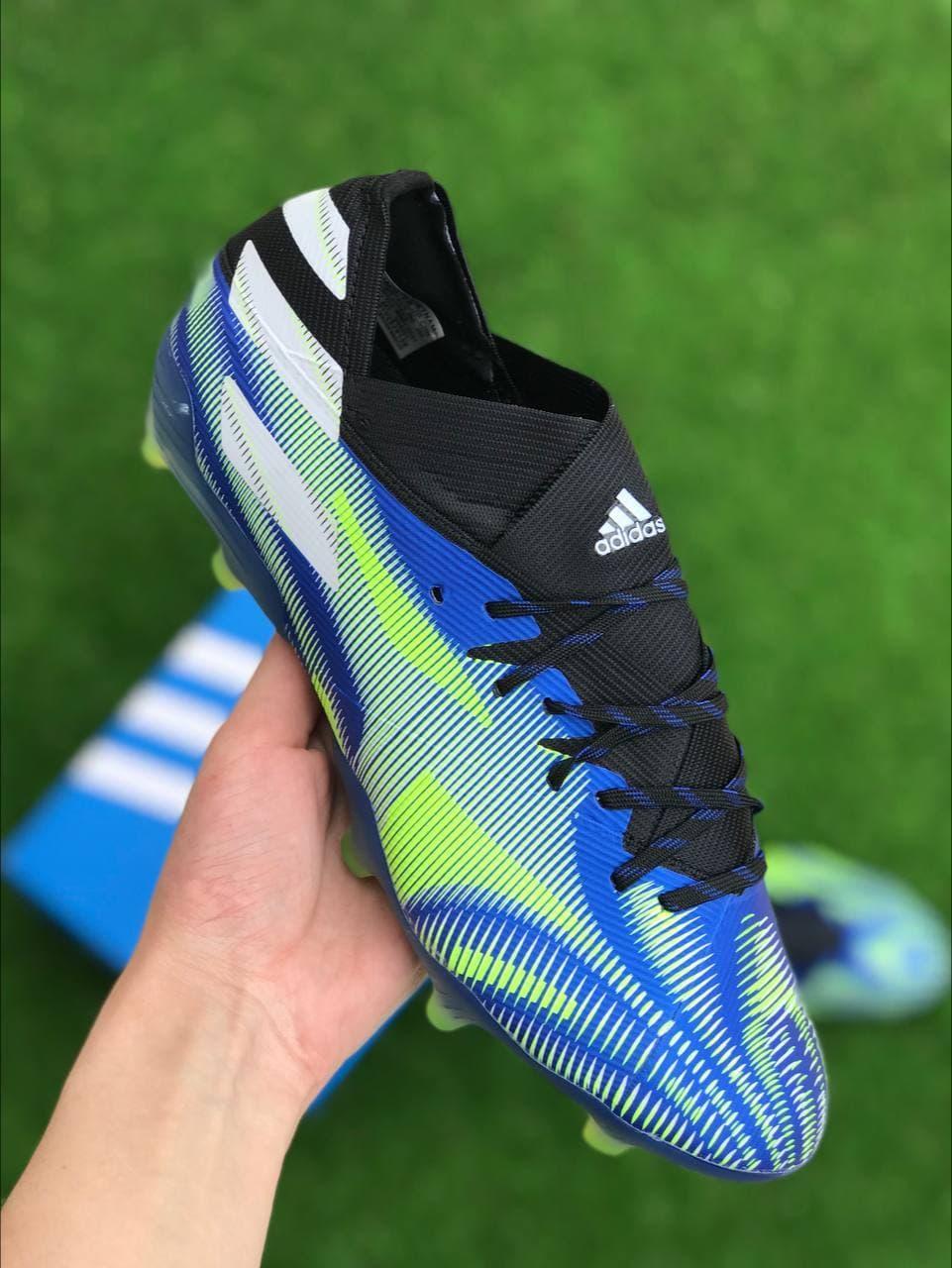 Бутсы Adidas Nemeziz 19.1 обувь для иры в футбол адидас немезис