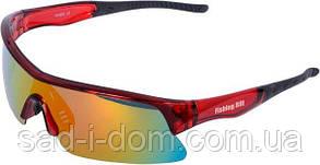 Поляризаційні окуляри в чохлі Fishing ROI SA0655