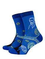 Носки Mushka Vincent VINC01 36-40 Blue