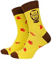 Носки Mushka Jobsy STE001 36-40 Yellow