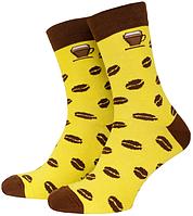 Носки Mushka Coffeeok CFF001 36-40 Yellow