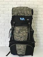 Рюкзак туристический VA T-04-9 85л Camouflage