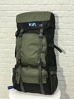 Рюкзак туристический VA T-07-8 75л Green