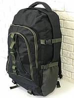 Рюкзак туристический VA T-02-8 65л Black/Green