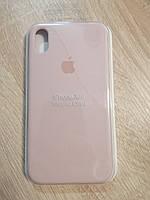 Чехол для iPhone XR Silicone Case