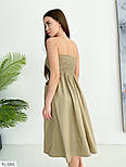 Сарафан женский летний модный длины Миди, фото 4