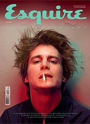 Esquire журнал Эсквайр №5 (179) май 2021