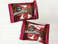 Конфеты Медальон со вкусом вишни 2 кг., фото 1