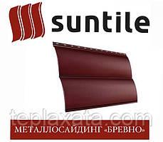 ОПТ - Металлосайдінг SUNTILE Колода (поліестер) 0,4 мм