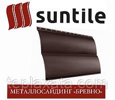 ОПТ - Металлосайдінг SUNTILE Колода (матполіестер) 0,45 мм